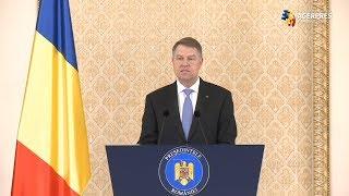 Iohannis: Cadru propice pentru un summit informal de succes al liderilor europeni la Sibiu