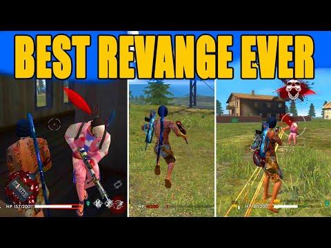 Best Revange ever in solo vs squad || Free fire Rank solo vs squad|| Run gaming