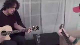 "Chris Cornell and Superfan Gareth Playing ""Scar on the Sky"""