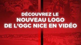 preview picture of video 'Présentation du nouveau logo de l'OGC Nice'