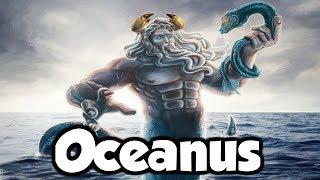 Oceanus The TItan God Of The Ocean - (Greek Mythology Explained)