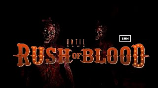 Until Dawn: Rush of Blood VR Playstation VR 1080p Walkthrough Longplay Gameplay No Commentary