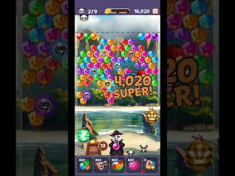 Panda Pop Level 2927