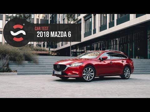 Mazda 6 SW Универсал класса D - тест-драйв 2