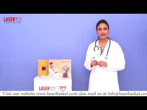 Laser Hemotherapy  Machine For Diabetes Treatment