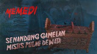 Gambar cover MEMEDI - Cerita Liburan Horor, Suara Gamelan Menjadi Teror!