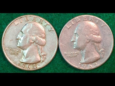 Download 1965 Washington Quarter: Here's What You Should Know Mp4 HD Video and MP3