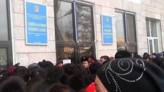 ГДК города Семей массовка людей ожидается концерта