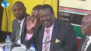 Mudavadi's tough questions to the BBI team