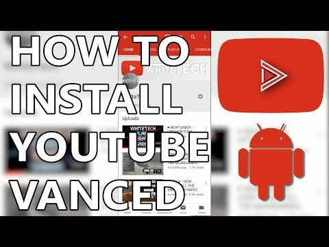 YouTube Vanced APK [NON-ROOT] - Jolly John's Online Discounts