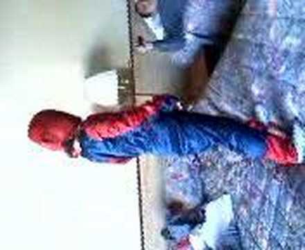 Chocho araña parte 1