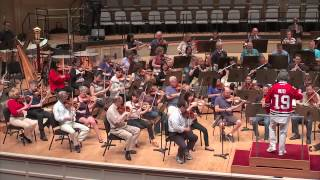 CSO Salutes the Blackhawks with Chelsea Dagger Goal Song
