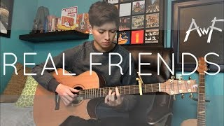 Camila Cabello   Real Friends   Cover (Fingerstyle Guitar)