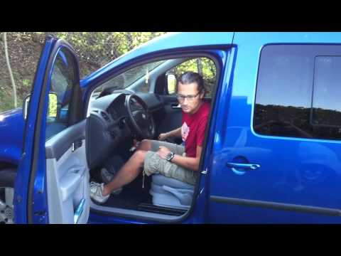 VW Caddy Auspuff kaputt