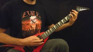 Exodus - Shroud Of Urine Guitar Cover