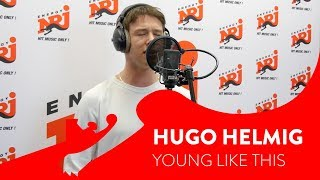 Hugo Helmig   Young Like This  LIVE @ ENERGY