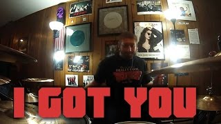 Bebe Rexha - I Got You (Drum Cover)