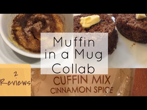My Favorite THM Muffin in a Mug & Cuffin Mix Review
