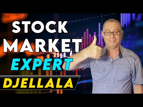 Djellala Make Money Trading Stocks