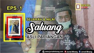 Sejarah & Nilai Saluang Asli dari Pariangan