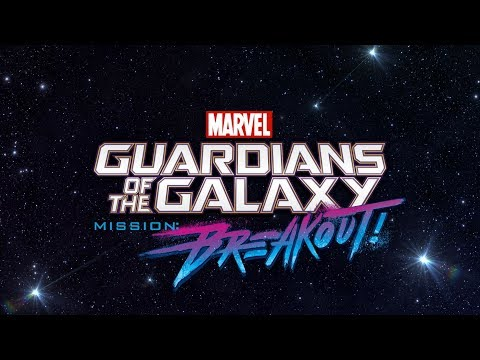 Marvel's Guardians of the Galaxy Season 3 (Promo 'Mission Breakout!')