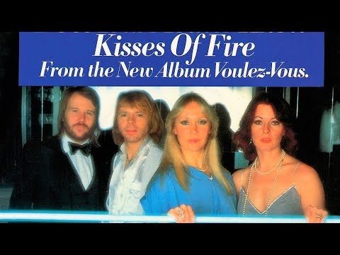 ABBA Kisses Of Fire