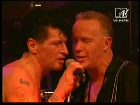 "Herman Brood & his Wild Romance:""All the girls are crazy""(live Tilburg 1997)"