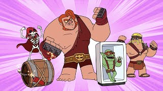 Super Village Wrecking Machines! (Clash-A-Rama   Clash of Clans)
