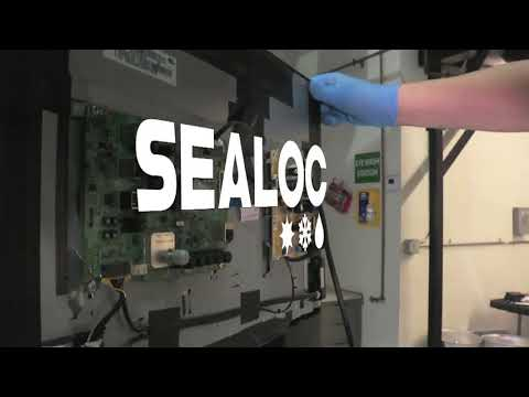 Sealoc TV Submersion Test