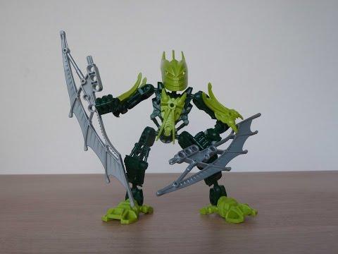 Vidéo LEGO Bionicle 7117 : Gresh