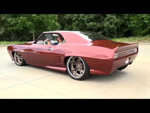 Video of '69 Camaro - LC5J