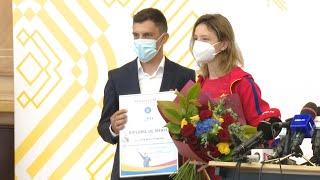 Ana-Maria Popescu, mesaj pentru Novak: Să luaţi la Tokyo aurul pe care nu am fost în stare să-l iau