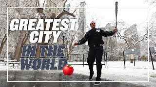 NYC - THE GREATEST CITY IN THE WORLD | VLOG 5