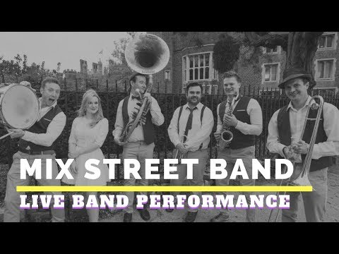 Mix Street Band Video