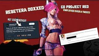 New York Minute: ResetEra doxxed CD Projekt RED employee over a TWEET