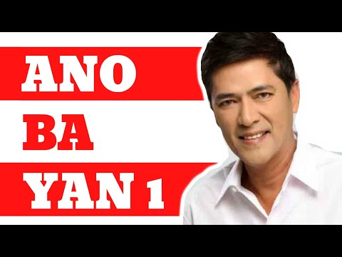 ANO BA YAN 1 - FULL MOVIE - VIC SOTTO COLLECTION