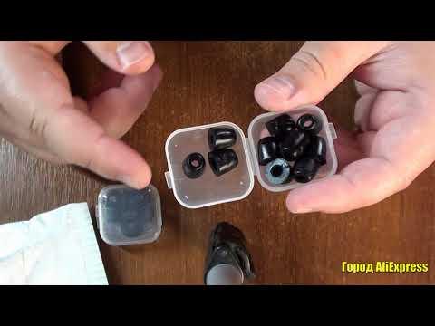 Амбушюры силиконовые и пенистые. Сравнение с дорогими