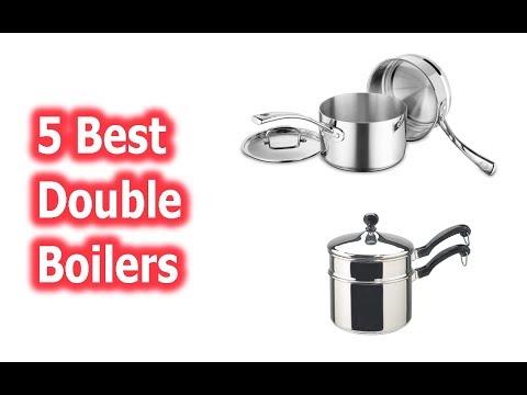 Best Double Boilers buy in 2019