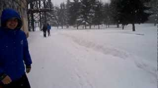 Пробуем на вкус Львовский снегопад Ч.1