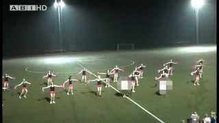 Cheerleader-Auftritt beim Abikick 2012 HHG-KHG (1:0)