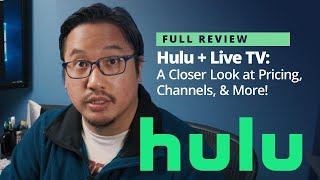 Hulu + Live TV Review (Plans, Pricing, Channel Lineups, & More!) | Cord Cutters News