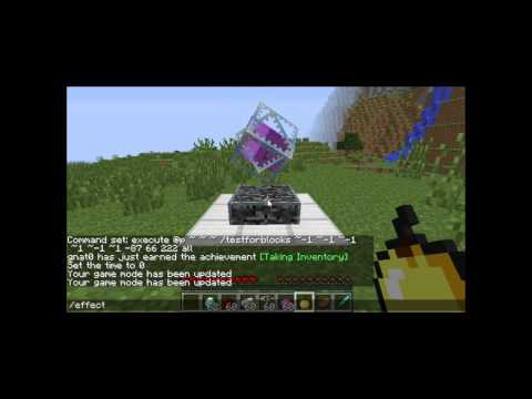 Minecraft Redstone: Mod in Vanilla: EnderCrystal Magic