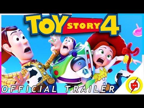 Toy Story 4 2019 | Official Trailer HD | #ReverseFlashTrailer