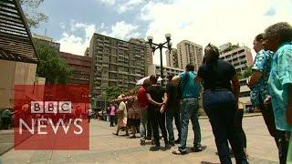 Venezuela growing economic crisis - BBC News