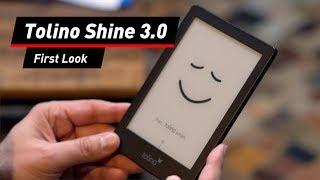 Tolino Shine: eBook-Reader in der dritten Generation