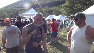 preview picture of video 'Eastern Traditional Archery Rendezvous E.T.A.R 2011 Pa'