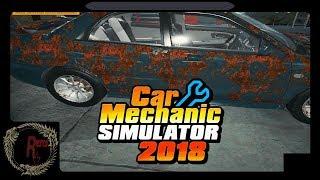 Subaru Impreza WRX STI  -  Let's Play Car Mechanic Simulator 2018 [Deutsch German]