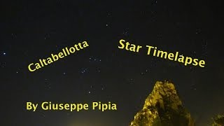 preview picture of video 'Teaser - Caltabellotta Stars Timelapse'