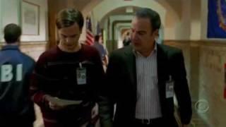 """Esprits Criminels - Extrait VO : """"Reid retrouve Gideon"""""""
