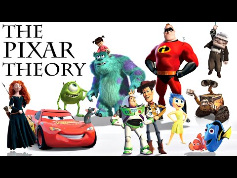 The Amazing PIXAR THEORY Explained